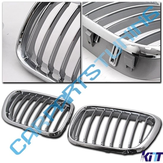 CentraleBmw X 5 grid and 53 98-02 chrome Integral