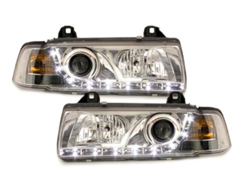 D-LITE headlights BMW E36 Coupe 92-98_daytime running light_ - SWB03LGX