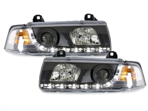 D-LITE headlights BMW E36 Coupe 92-98_daytime running light_ - SWB03LGXB