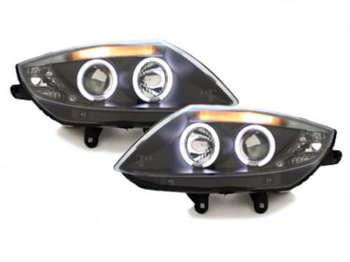 faros BMW Z4 02-08_2 anillos luz de posición CCFL_negro