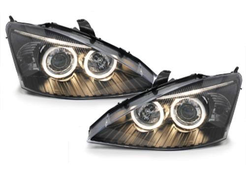 faros Ford Focus 98-01_2 anillos luz de posición_negro