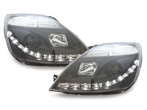 faros DECTANE Ford Fiesta 01-05_óptica de luz diurna_negro