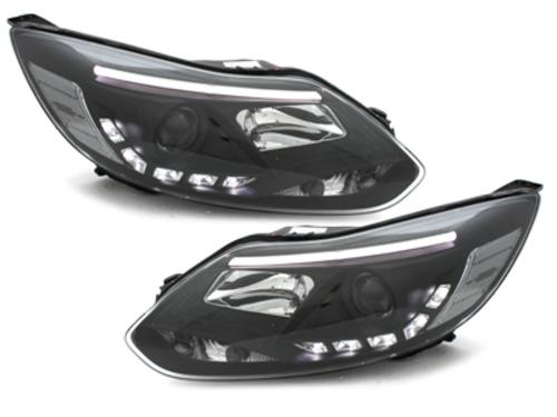 faros DECTANE Ford Focus 11+_luz diurna_cromado