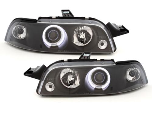 faros Fiat Punto 93-99_1 anillo luz de posición CCFL_negro