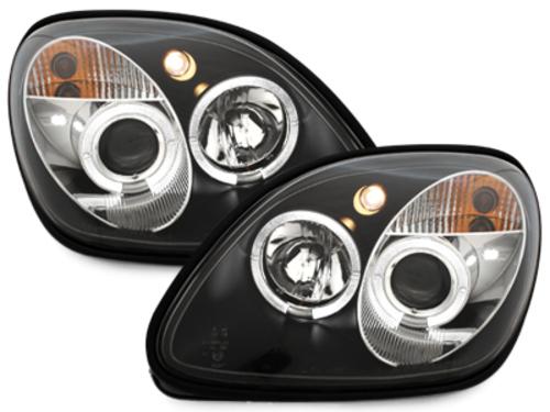 faros Mercedes Benz R170 SLK 96-04_2 anillos luz de posición