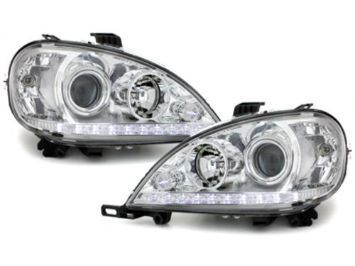 faros DECTANE Mercedes Benz W163 ML 02-04_cromado