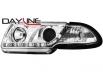 Fari DAYLINE Opel Astra F 91-94  chrome