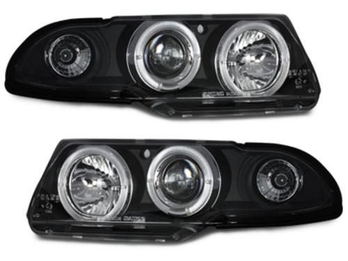faros Opel Astra F 95-98_2 anillos luz de posición_negro