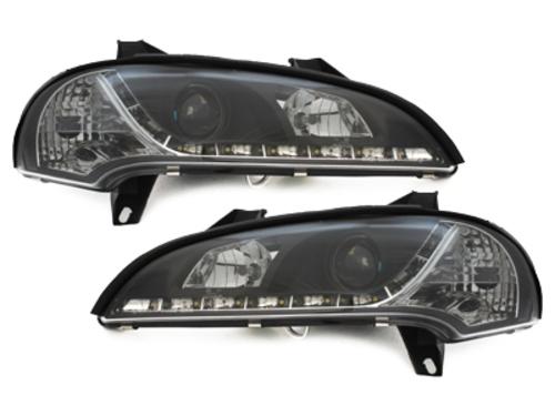 Fari DAYLINE Opel Tigra 94-00  black
