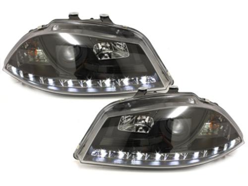 D-LITE headlights Seat Ibiza 6L 03-08_daytime running light_ - SWSI05LGXB