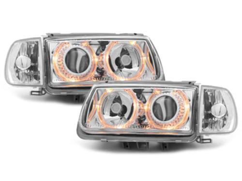 faros VW Polo 6N 95-98_2 anillos luz de posicióninge_cromado