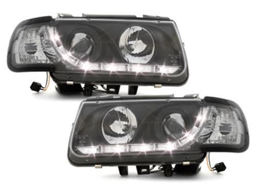 faros DECTANE VW Polo 6N 95-98_óptica de luz diurna_negro
