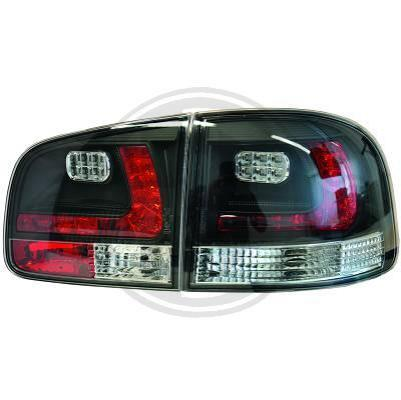 Fanali posteriori led Volkswagen Touareg 2002 - 2010