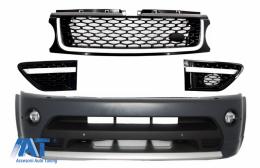 Ansamblu Bara fata si Grile Negre Land compatibil cu ROVER Range compatibil cu ROVER Sport (2009-2013) L320 Autobiography Design
