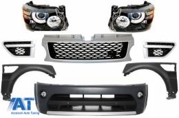 Ansamblu Complet Facelift Range Rover Sport 2005-2013 L320 Autobiography Design - COFBRRSAHLS
