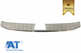 Bandou Ornament Protectie Interioara Portbagaj Aluminiu compatibil cu BMW X1 E84 LCI (2012-2014) - FPIBME84F
