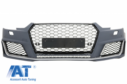 Bara Fata Audi A4 B9 8W (2016-) Quattro RS4 Design - FBAUA4B9RSB