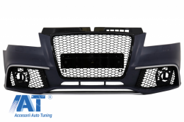 Bara Fata compatibil cu AUDI A3 8P Facelift Hatchback / Convertible (2009-2012) RS3 Design - FBAUA38PFRS