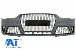 Bara Fata compatibil cu AUDI A4 B8 Facelift (2012-2015) RS4 Design - FBAUA4B8FRS
