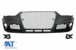 Bara Fata compatibil cu Audi A4 B8 Facelift (2012-2015) RS4 Design - FBAUA4B8FRSD