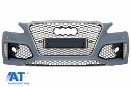 Bara fata compatibil cu Audi Q5 SUV 8R (2012-2016) RS Design - FBAUQ58R