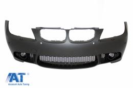 Bara Fata compatibil cu BMW Seria 3 E90 E91 LCI Facelift (08-11) M3 Design cu PDC - FBBME90M3LCIPDC