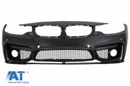 Bara Fata compatibil cu BMW Seria 4 F32 F33 F36 (2013-2017) M4 Design Coupe Cabrio Gran Coupe - FBBMF32M4