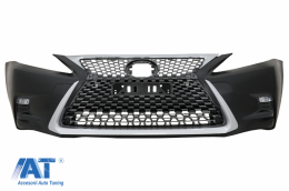 Bara Fata compatibil cu Lexus CT ZWA10 (2013-2017) Facelift 2017+ Design - FBLX19CT