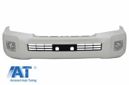 Bara Fata compatibil cu TOYOTA Land Cruiser FJ200 (2008-2011) Conversie la Modelul Facelift Alb Perlat - FBTOLC200