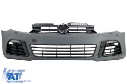 Bara Fata  compatibil cu VW Golf VI 6 MK6 (2008-2013) R20 Look Cu PDC - FBVWG6R20PDC