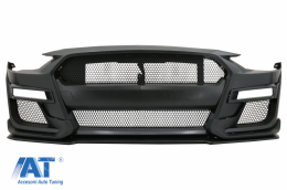 Bara Fata compatibil cu  Ford Mustang Mk6 VI Generatia 6 Facelift (2018-2019) GT500 Design - FBFMUFGT500