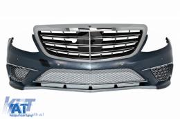 Bara Fata Completa Mercedes Benz W222 S-Class (2013-up) S65 AMG Design - COFBMBW222AMGS65