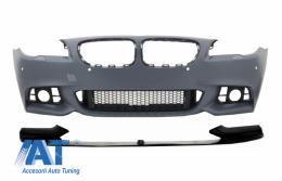 Bara Fata cu Prelungire lip compatibil cu BMW Seria 5 F10/F11 LCI (2015+) M-Performance Sport Design