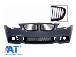 Bara Fata fara Proiectoare M-Technik Design BMW Grile Centrale M-Power Design Seria 5 F10/F11 LCI (2015+) - COFBBMF10MTPDCLCIWFFG