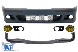 Bara Fata Prelungire Bara Fata Proiectoare Ceata Lumini de Ceata Ornamente Proiector BMW E39 (95-03) M5 Design