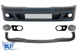 Bara Fata Prelungire Bara Fata Proiectoare Ornamente Proiector compatibil cu BMW E39 (95-03) M5 Look - COFBBME39M5H
