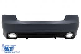 Bara Spate compatibil cu AUDI A5 S5 8T Coupe/Cabrio (2007-2013) 8T Facelift (2013-up) RS5 Design - RBAUA58TC