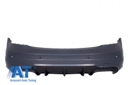 Bara Spate compatibil cu MERCEDES C-Class W204 (07-14) Facelift C63 Design