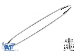 Bare Verticale Portbagaj Land compatibil cu ROVER Range compatibil cu ROVER Evoque (2011-up) Aluminiu Mat - RRRR03DY