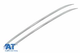 Bari Decorative Longitudinale Plafon compatibil cu BMW X5 F15 (08.2012-2018) Aluminiu - RRBMF15