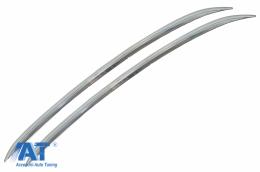 Bari Decorative Longitudinale Plafon compatibil cu BMW X6 F16 (2015-2019) Aluminiu - RRBMF16