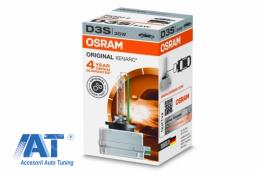Bec Auto Xenon compatibil cu far Osram XENARC 66340 D3S 35W - 66340