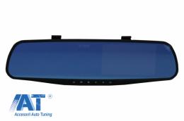 Camera auto DVR Xblitz Mirror, Full HD, 4.3 Inch, 140 grade, negru - XBMIRROR