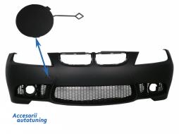 Capac Cârlig Remorcare Bara Fata BMW Seria 3 E90 Sedan E91 Touring (04-08) (Non LCI) M3 Design - THCFBBME90