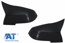 Capace oglinzi compatibil cu BMW Seria 1/2/3/4 Carbon Design - 89713CF