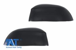 Capace oglinzi compatibil cu BMW X3 F25 X4 F26 X5 F15 X6 F16 (2014-2018) Carbon Real - 89704CFR