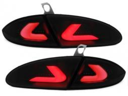 carDNA taillights Seat Leon LIGHTBAR 05-09 1P_black/smoke - RSI07LLBS