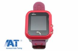 Ceas Smartwatch Xblitz Find Me Cu GPS Pentru Copii, Roz - XBFINDMEP