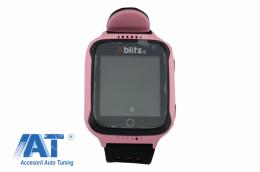 Ceas Smartwatch Xblitz Watch Me Pentru Copii, Roz - XBWATCHMEP
