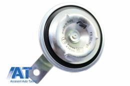 Claxon Auto Doua Polaritati Ton Inalt/Jos 12 V Compatibil cu Autovehicule Vechicule industriale Motociclete - 1010010